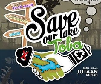 Save Our Lake Toba Contest